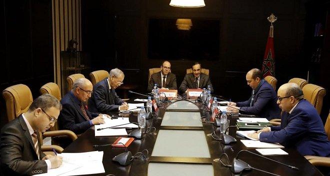 مجلسا البرلمان يؤكدان الحرص على النجاعة في مراقبة العمل الحكومي