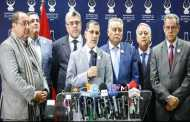 العثماني يجري مفاوضات شاقة مع الأحزاب لتوزيع الحقائب الوزارية