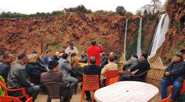اتحاد كتاب المغرب يطلق