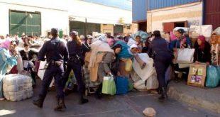 قضية وفاة إمرأة مغربية