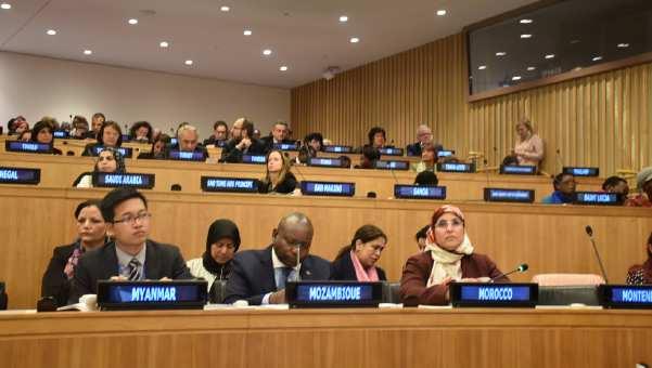 الحقاوي:المرأة تتحمل مسؤولية الدفاع عن حقوقها لمحاربة اللامساواة