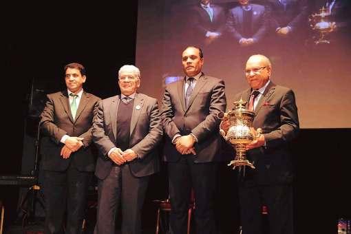 الإعلان عن جائزة دولية للشعر في مدينة المضيق  بشمال المغرب