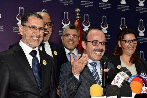 العماري يتضامن مع يتيم ويدعم متابعته القضائية لبوعرفة