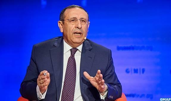 العمراني:الملك وضع إفريقيا في قلب الإصلاح الشامل للحكامة الدولية