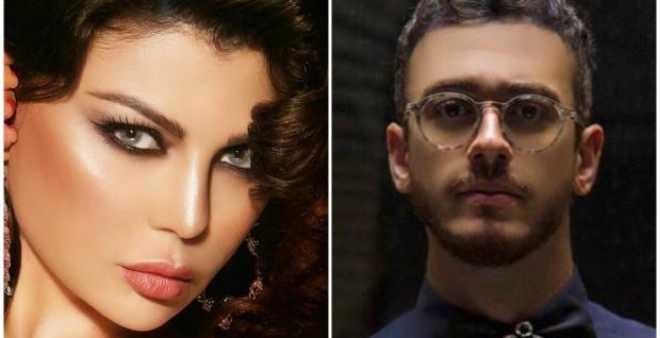 النجمة اللبنانية هيفاء وهبي تكشف أخيرا عن موقفها من قضية سعد لمجرد