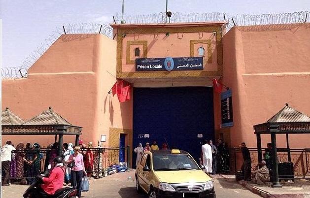 مندوبية السجون تنفي تعرض معتقلين طلبة من الأقاليم الجنوبية للتعذيب