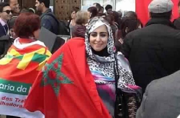 ناشطة صحراوية ترفع دعوى ضد ممثل البوليساريو بفرنسا