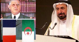 استقلال الجزائر