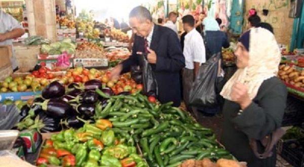 ارتفاع أسعار الخضر والفزاكه في الجزائر