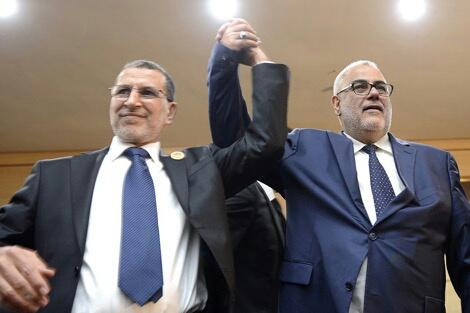 بن كيران والعثماني يحسمان في أسماء وزراء