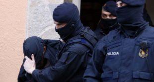 اعتقال مغربيين في كاطالونيا