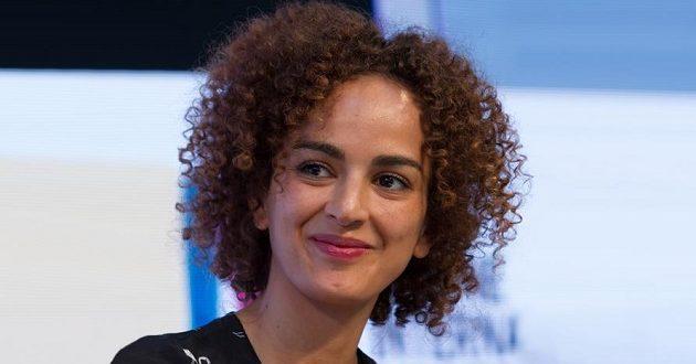 الكاتبة المغربية ليلى سليماني