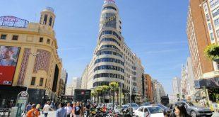 مصرع مغربي في مدريد