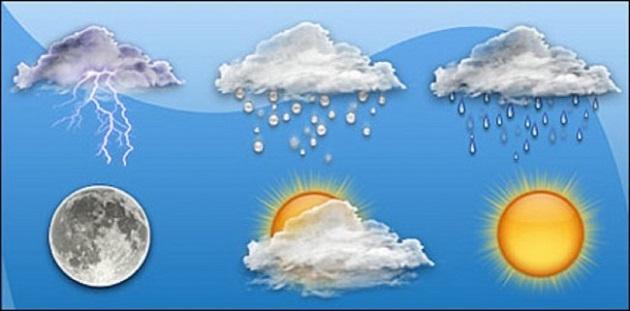 طقس اليوم: أجواء مشمسة وقطرات مطرية في هذه المناطق