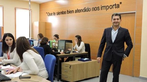 شركة الاتصالات الإسبانية