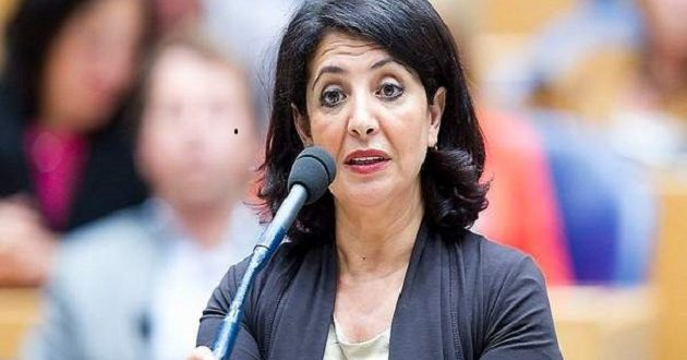 مغربية ترأس البرلمان الهولندي