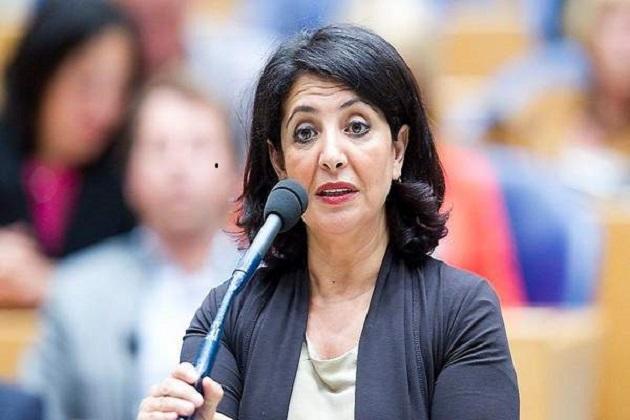 مغربية تترأس البرلمان الهولندي بإجماع الأعضاء