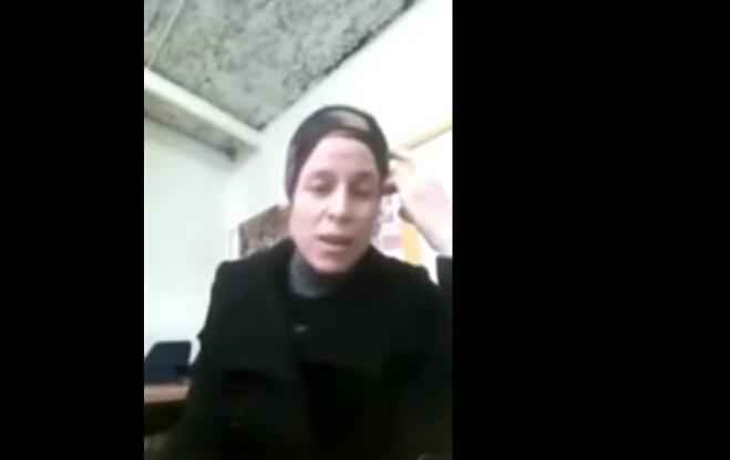 فيديو ينهي مهام قنصلة أورلي ويخرجها من الأراضي الفرنسية