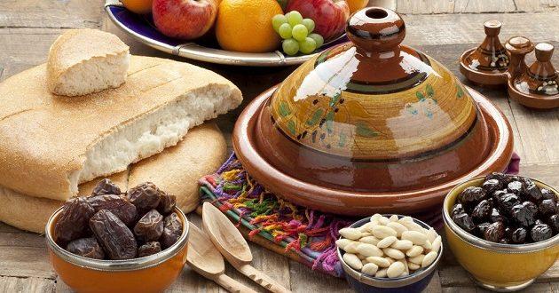 مهرجان الاكلات الشعبية والتقليدية