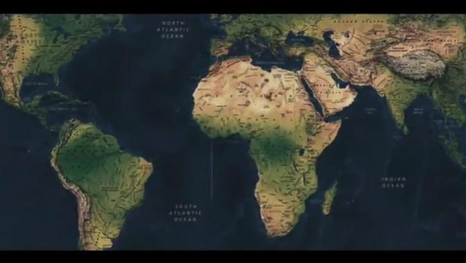 وثائقي عن المدينة الأسطورية