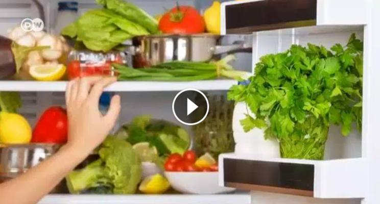 6 أطعمة لا تضعها في الثلاجة أبدا !! شاهدوا ما هي والسبب ! وشير حتي يستفيد الجميع