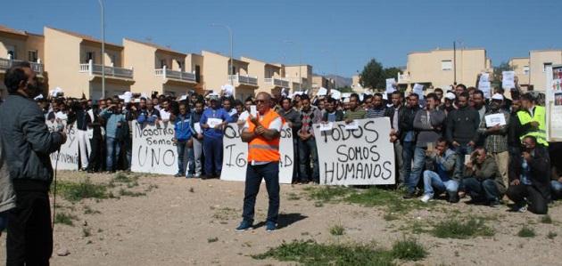 التحقيق في موت مغربي بألميرية الإسبانية