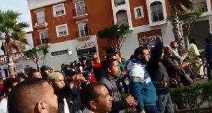 موت مغربي في ألميرية