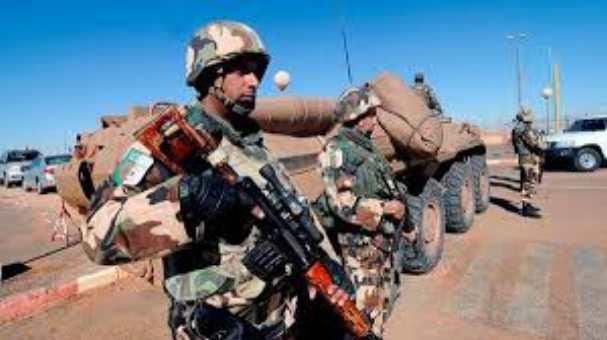 صحف الصباح:الجيش الجزائري يواصل حشد قواته على الحدود المغربية