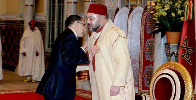 عاجل. الملك محمد السادس يعين سعد الدين العثماني خلفا لبنكيران