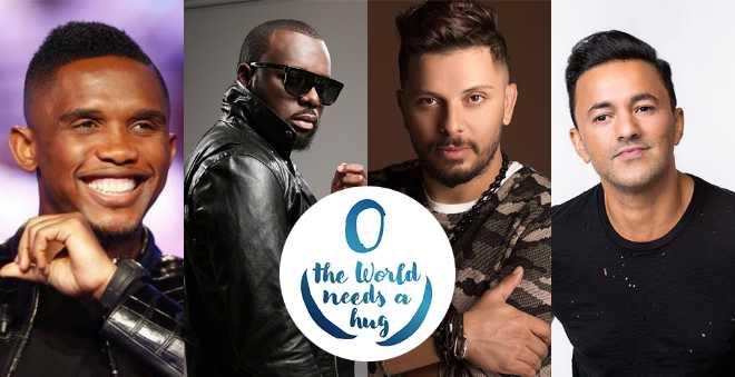 مشاهير مغاربة و عالميون يدعمون حملة