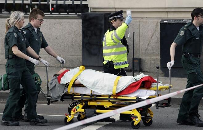 بريطانيا تتوصل لمعطيات مثيرة حول مهاجم لندن
