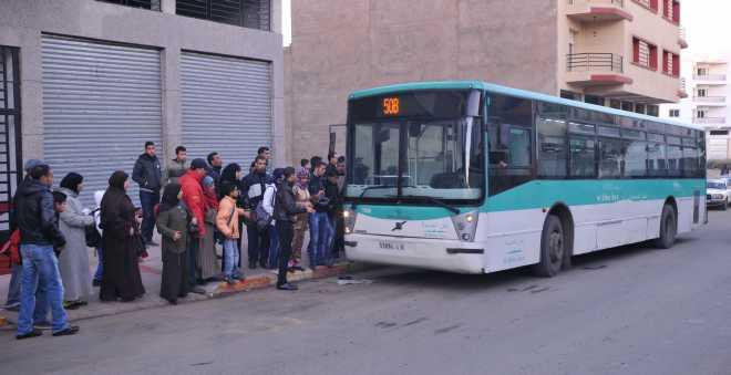 فرنسا وإسبانيا تتنافسان على حافلات البيضاء