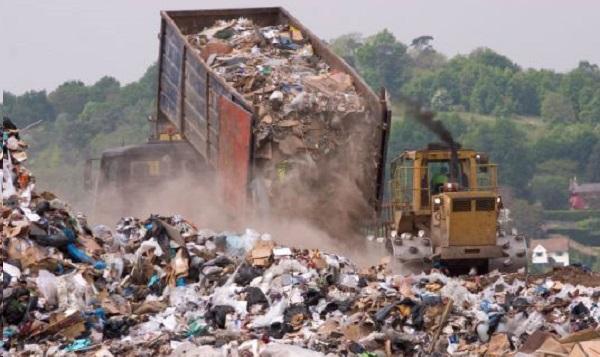 احتواء خطر انزياح النفايات المطمورة بمطرح تملاست باكادير