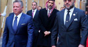 العاهل الأردني