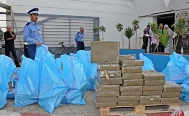 حجز مخدرات وأقراص مهلوسة بميناء طنجة المتوسط