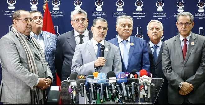 برلماني يطالب العثماني بتقديم استقالته من رئاسة الحكومة بسبب حراك الحسيمة