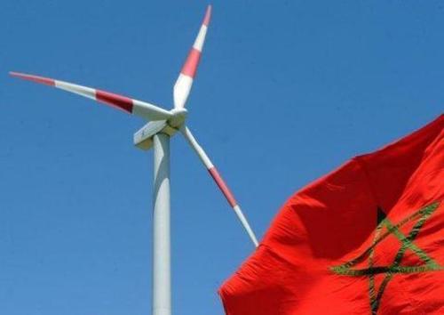 طلبة فرنسيون يطلعون على الطاقة المتجددة في المغرب