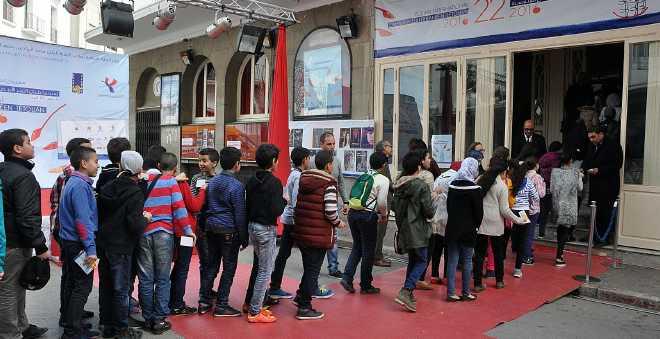 مهرجان تطوان للسينما ينفتح على المؤسسات التعليمية