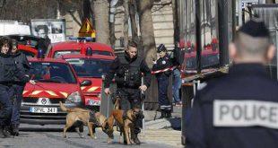 """انفجار طرد بريدي """"ملغوم"""" في مبنى صندوق النقد الدولي بباريس"""