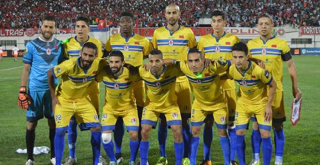 الفتح يحقق فوزا ثمينا أمام النادي الافريقي