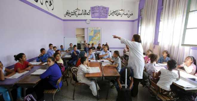 إضرابات متتالية بقطاع التعليم بدءا من الاثنين المقبل