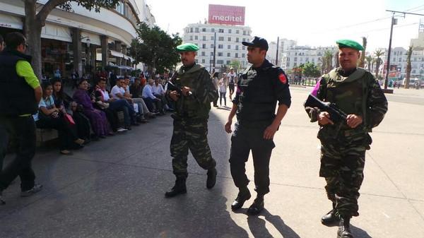 إيقاف متطرفين كانا يخططان لعمليات إرهابية بالدارالبيضاء