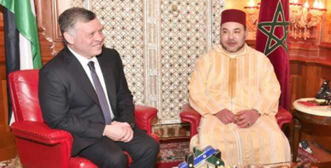 بدعوة ملكية.. عاهل الأردن يحل بالمغرب في زيارة رسمية