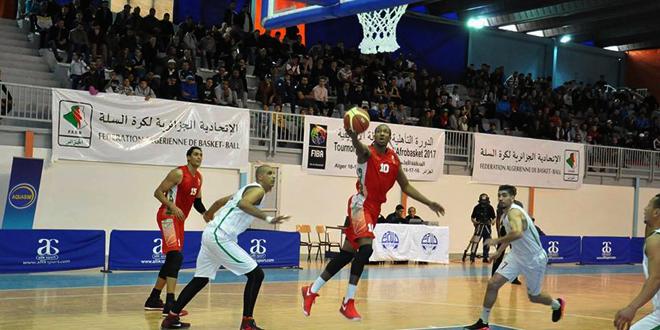 منتخب السلة ينتصر على الجزائر في عقر دارها