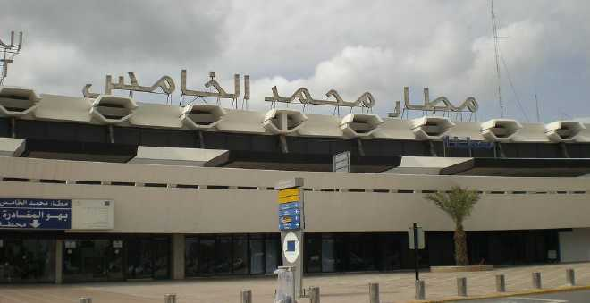 مستودع جديد بمطار محمد الخامس لتسهيل عبور السلع