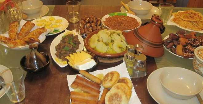 المطبخ المغربي يستهوي الأفارقة