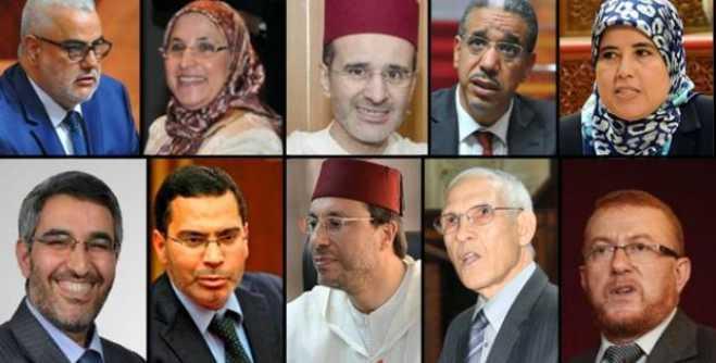 الأسبوعيات:الوزراء السابقون ل