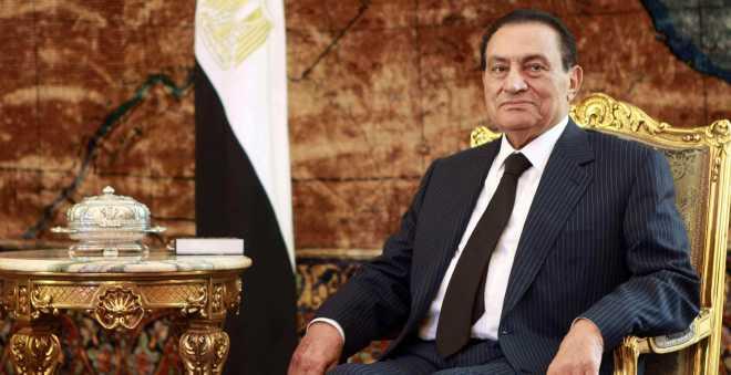 محكمة النقض المصرية تبرئ مبارك من تهم قتل المتظاهرين