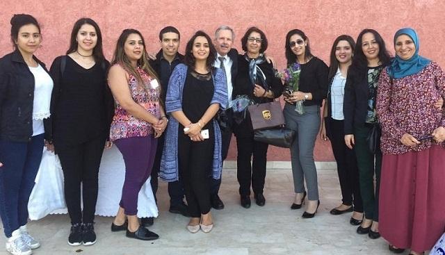 جمعية تنمية الحياة المدرسية تنظم مؤتمرها الرابع للشابات الرائدات