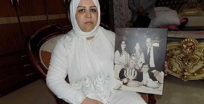 مصدر أمني: زوجة مرداس لم تخض أي إضراب عن الطعام داخل السجن